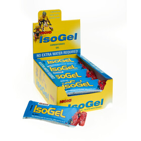 High5 IsoGel Sport Ernæring Red Fruits 25 x 60ml